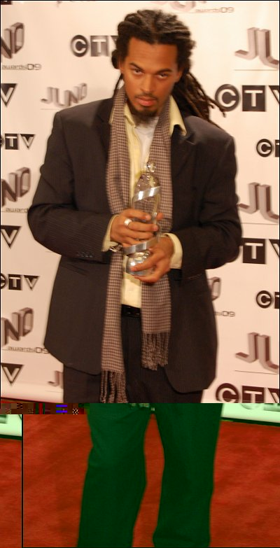 Canadian Juno Awards week 2009 in Vancouver, BC