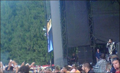JayZ Live at Pemberton Festival 2008, Pemberton, BC, Canada