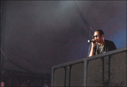 Jay-Z Live at Pemberton Festival 2008, Pemberton, BC, Canada