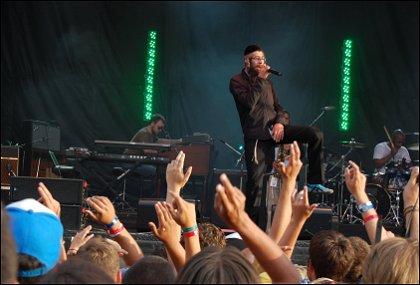Matisyahu Live at Pemberton Festival 2008, Pemberton, BC, Canada