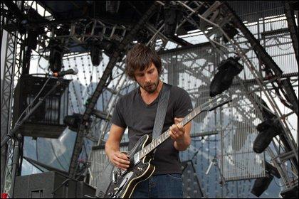 Sam Roberts Band Live at Pemberton Festival 2008, Pemberton, BC, Canada