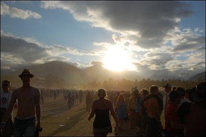 The Crowd Live at Pemberton Festival 2008, Pemberton, BC, Canada