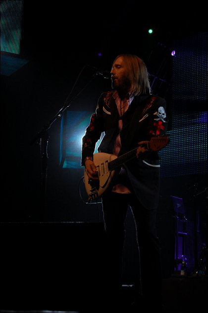 Tom Petty and The Heartbreakers Live at Pemberton Festival 2008, Pemberton, BC, Canada