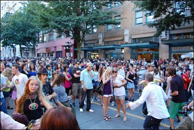 Livestock Vancouver September Block Party