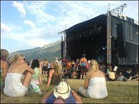 The 1st annual Pemberton Music Festival